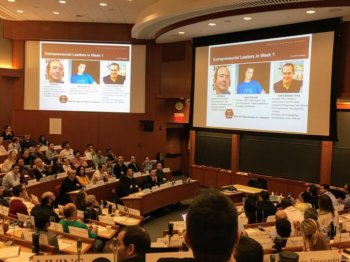 Andonix Presents Live Business Case to Harvard Business School to Highlight Innovation and the Future of Work in Manufacturing