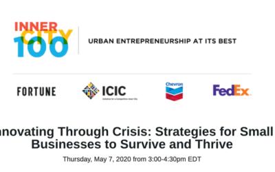 Andonix Participates in ICIC Webinar: Innovating Through Crisis
