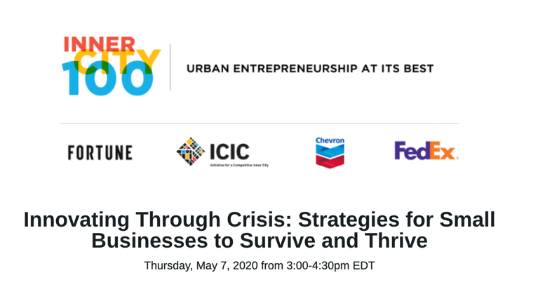 Andonix Participates in ICIC Webinar: Innovating Through Crisis