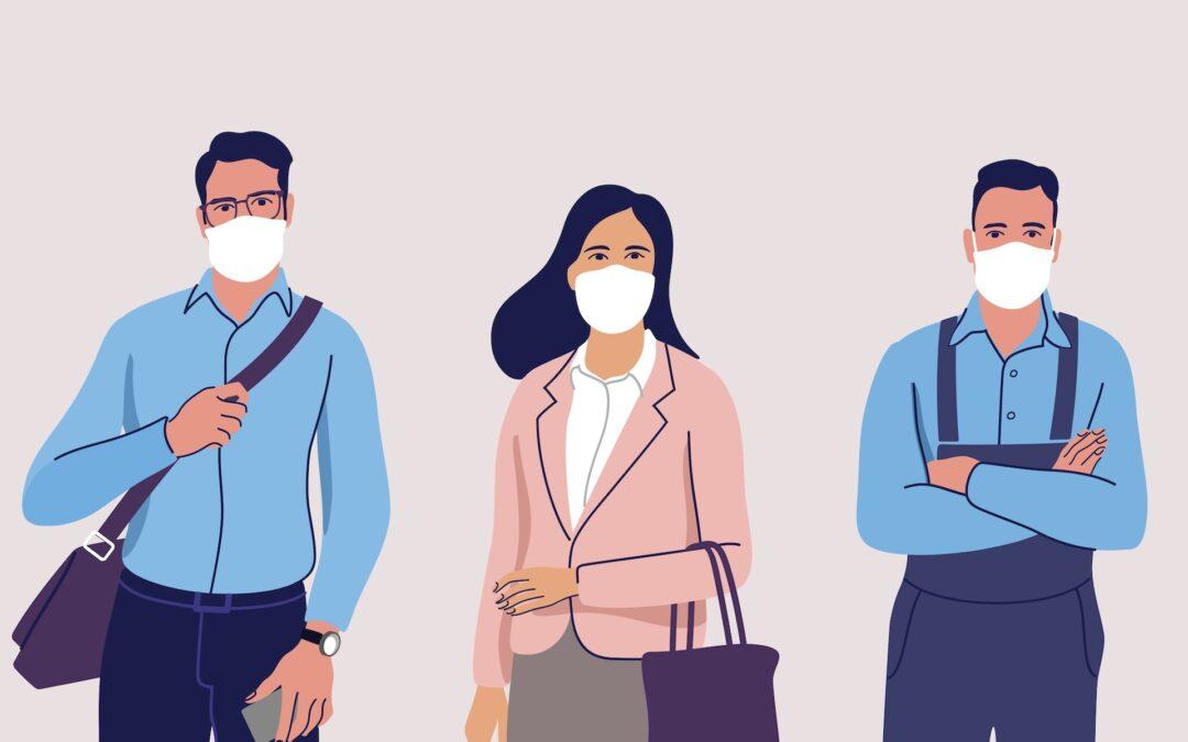 Cómo Seleccionar Mascarillas Faciales Adecuadas para los Trabajadores de la Línea Operativa
