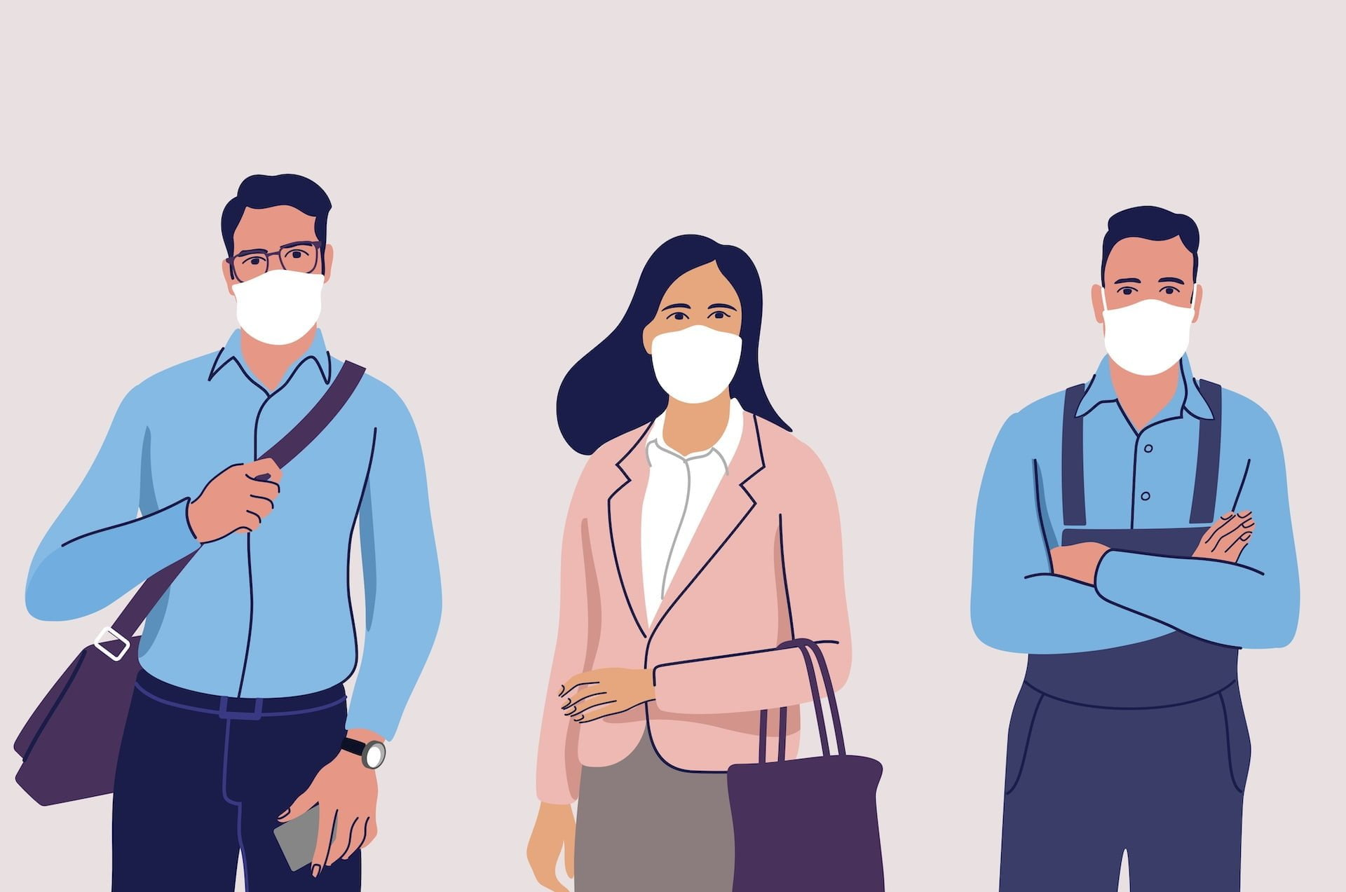 How to Select the Right Face Masks for Frontline Workers